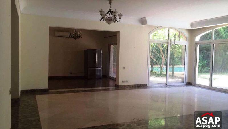 Villa for Rent in Katameya Heights
