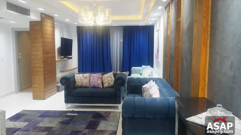 Apartment for Rent in Midtown - New Cairo