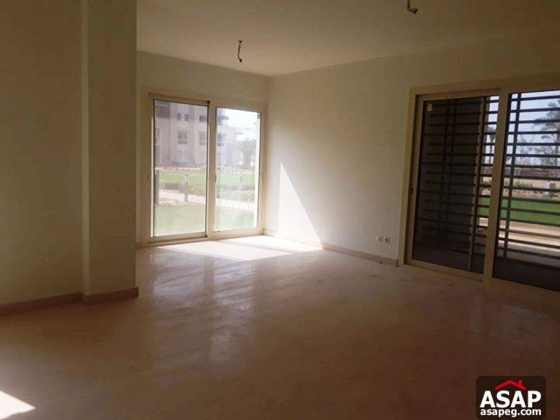 Duplex with Garden in Uptown Cairo