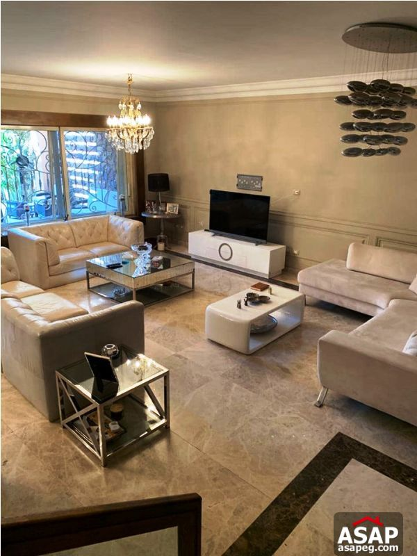 Town House with Pool for Rent in Bellagio - New Cairo