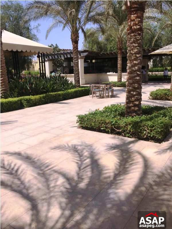 Town House with Garden in Mivida - New Cairo
