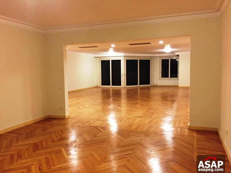 Flat for Rent in Zamalek