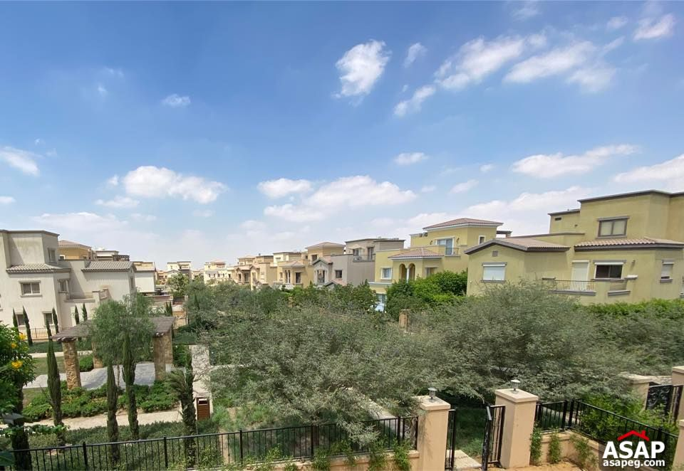 Stand Alone for Rent in Mivida Compound