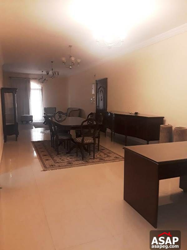 Furnished Property for Rent in Zizinia - New Cairo