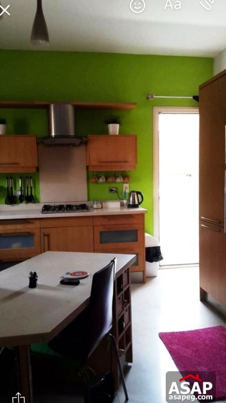 Modern Fully Furnished Apartment in Agouza