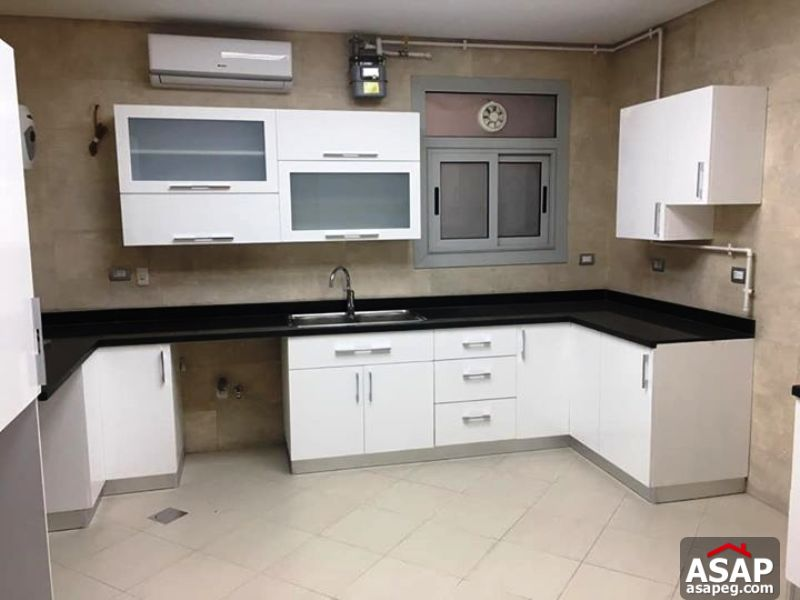 Apartment for Rent in Village Avenue - New Cairo