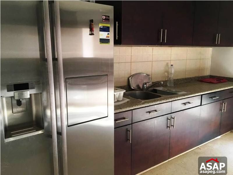 Furnished Villa in Mivida for Rent