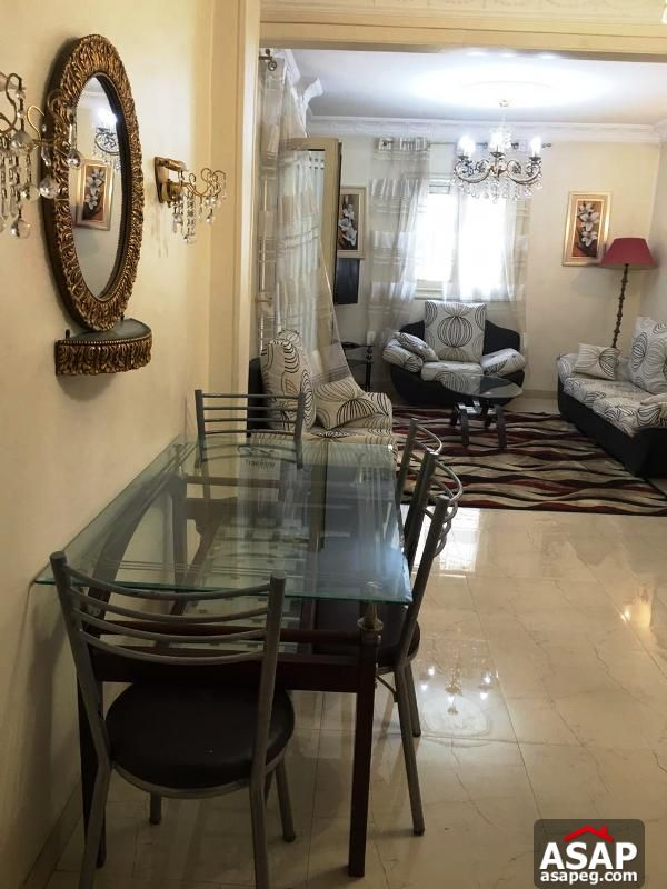 Flat for Rent in Mohandiseen