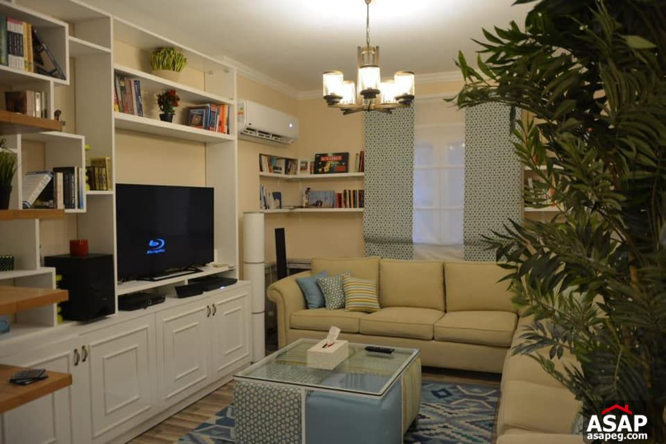 Furnished Apartment for Rent in Zayed Dunes