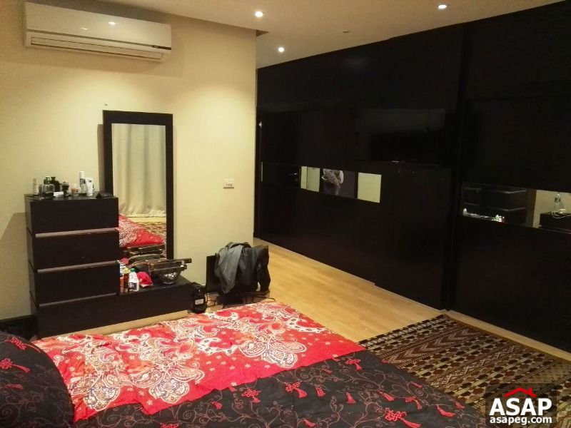 Furnished Apartment in Showayfat