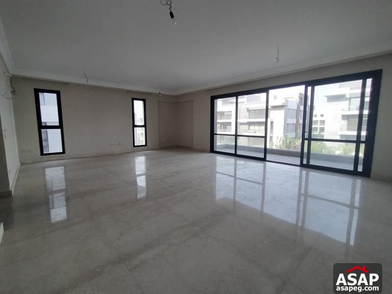 Apartment for Rent in Patio 7 Compound