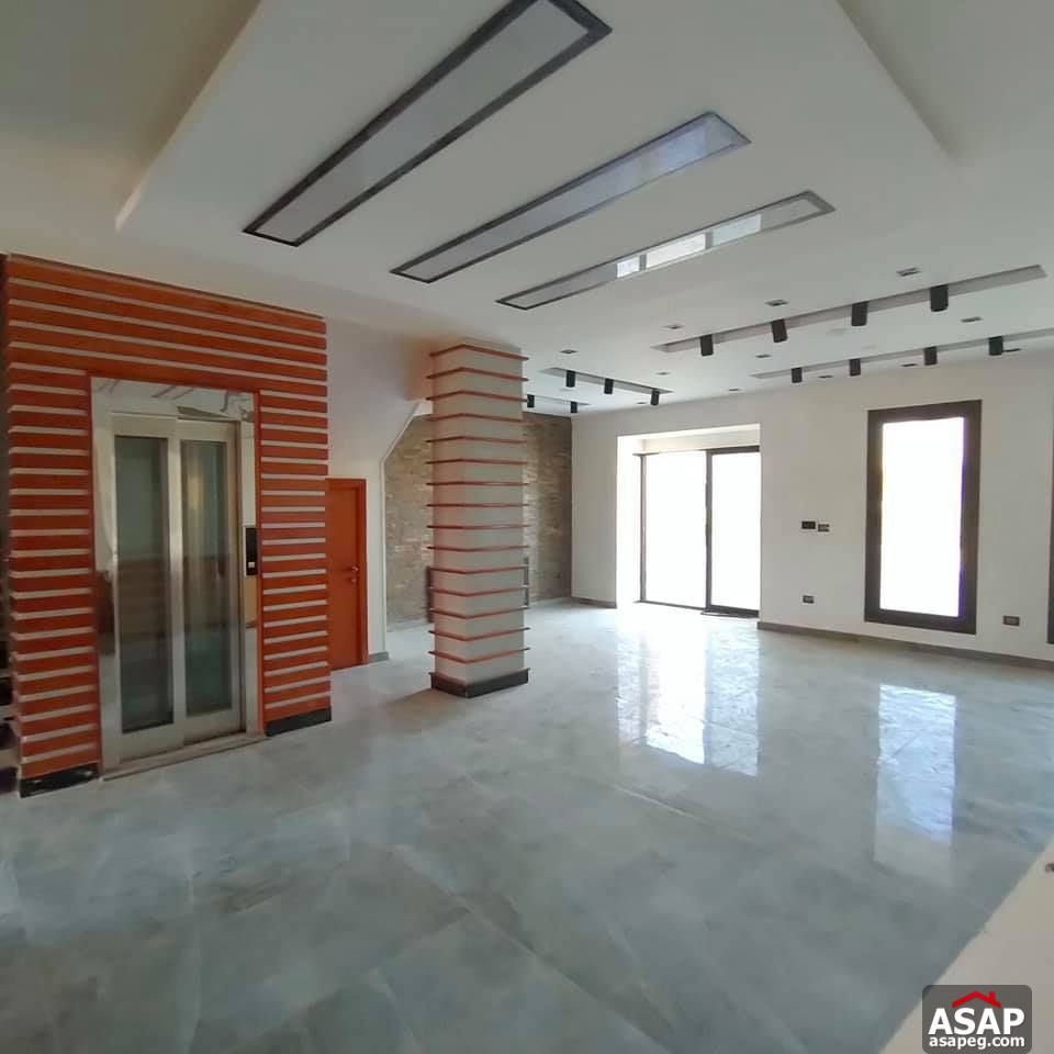 Villa for Rent in Villette Compound