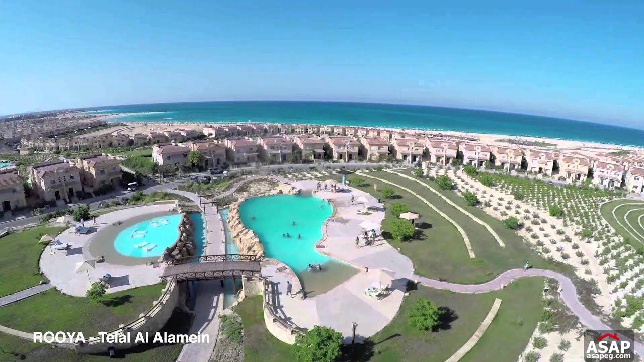 Ground Chalet Lux for sale cash Telal El Alamien