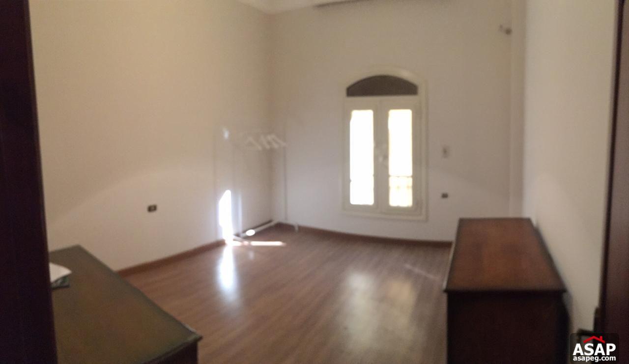 Ground Floor for Rent in New Cairo