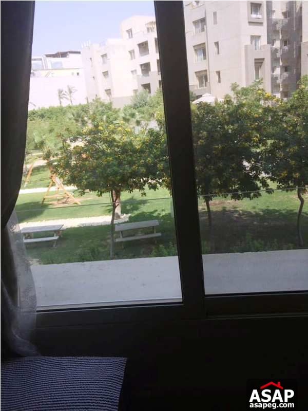 Studio with Garden View for Rent in the Village