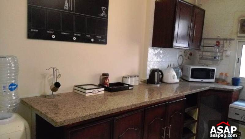 Apartment for Rent in El Banafseg - New Cairo