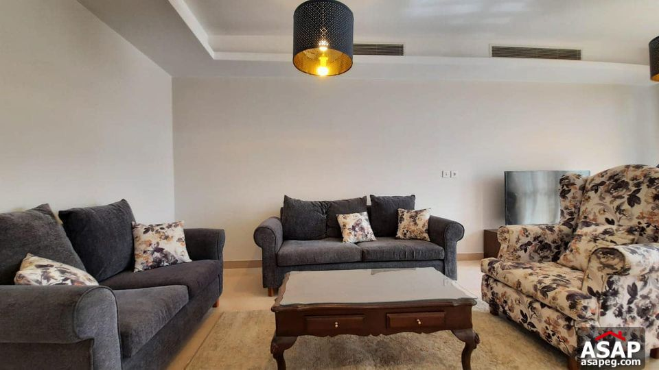 Furnished Apartment for Rent in Cairo Festival City