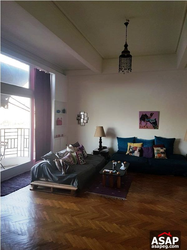 Nice Property for Rent in Zamalek