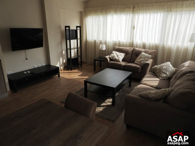 Furnished Property in Maadi Degla for Rent