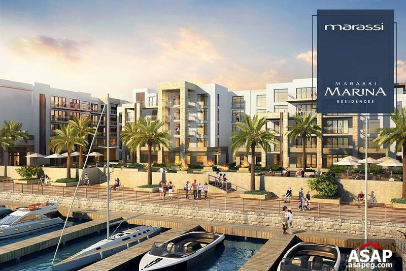 Marassi LUXURY Twinhouse for resale fully finished