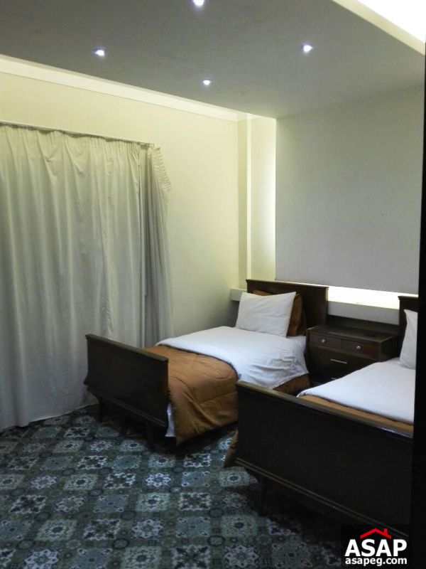 Furnished Apartment for rent in Mohandiseen