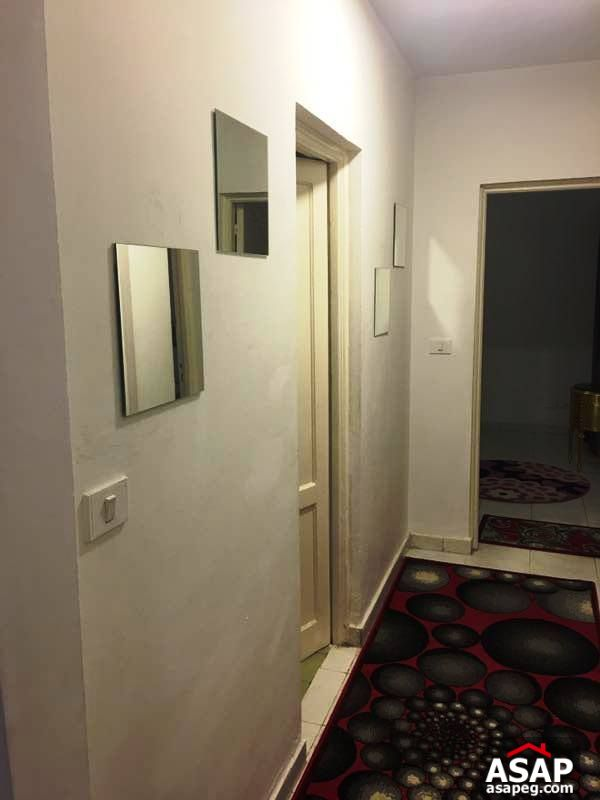Furnished Apartment for Rent in Rehab