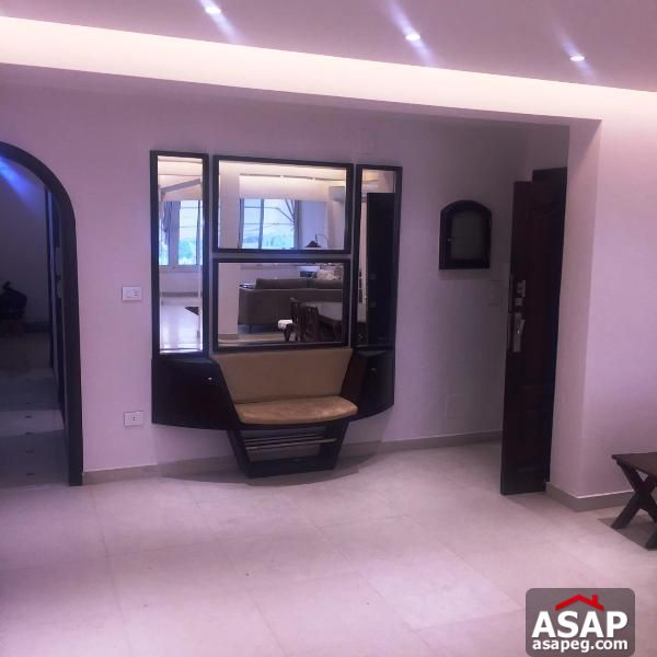 Furnished Apartment in Zamalek