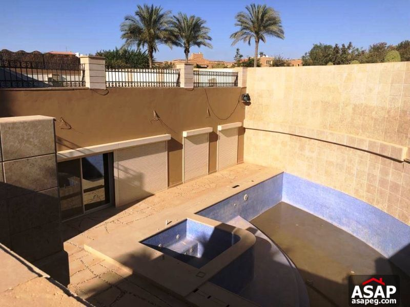 VIlla with Pool for Rent in Bellagio
