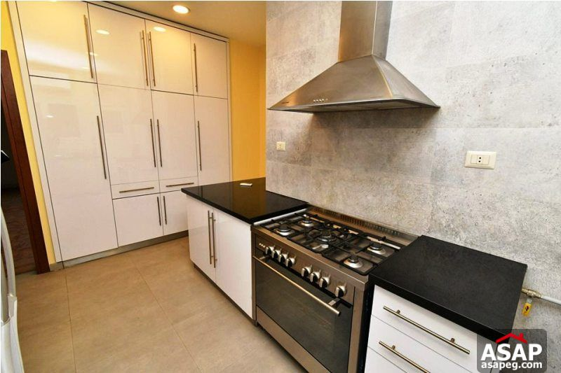 Modern Falt in Zamalek for Rent