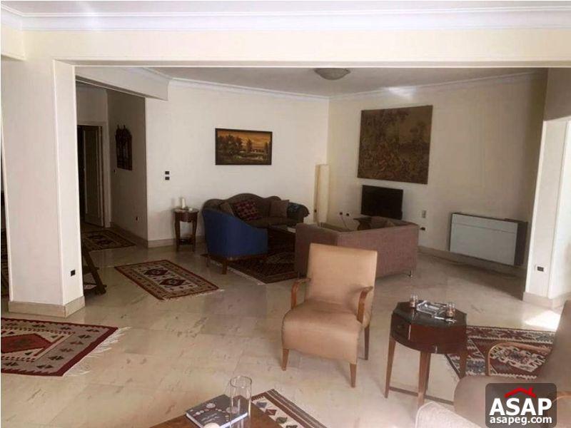 Apartment in Zamalek for Rent