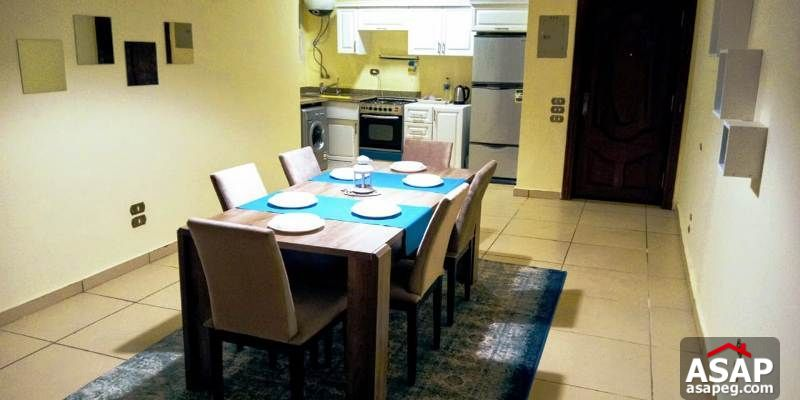 Furnished Apartment for Rent in Hadayek El Mohandiseen