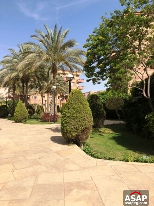 Ground Floor for Rent in Rehab City - New Cairo