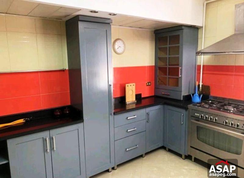 Duplex for Rent in Mohandiseen