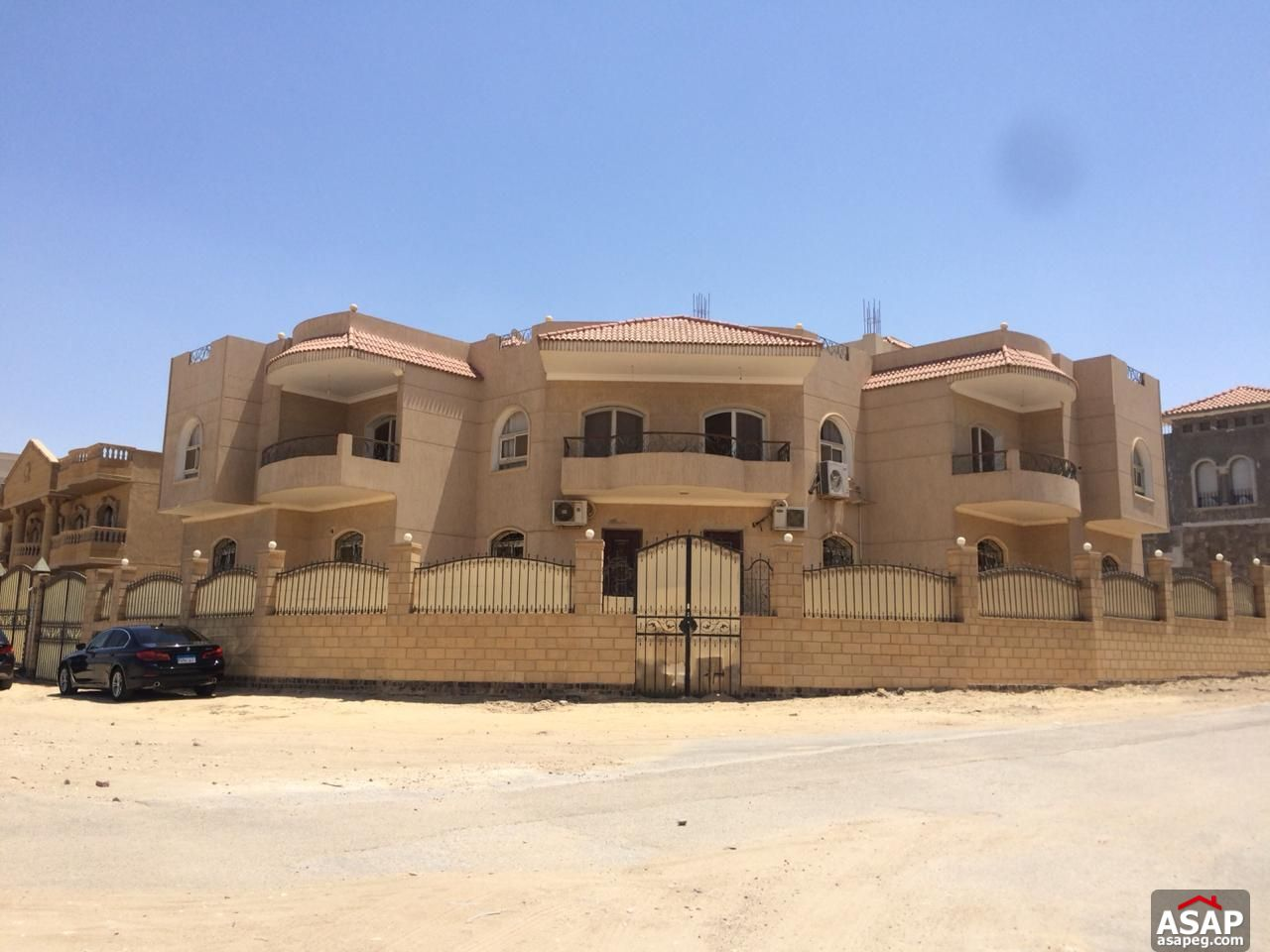 Flat for rent in Sheikh Zayed City 3rd District