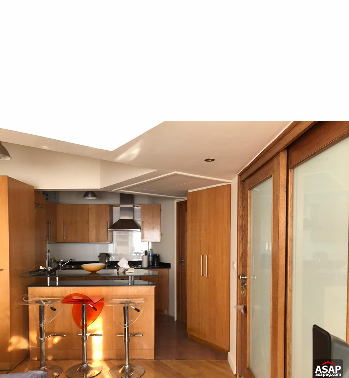 Furnished Studio for Rent in Zamalek