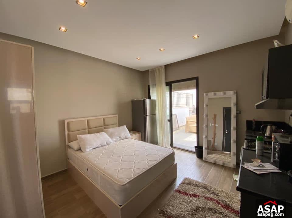 Studio for Rent in 6 October , Courtyard Sodic
