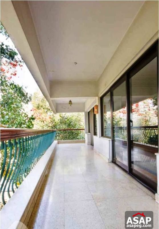 Apartment with Big Terrace for Rent in Dokki