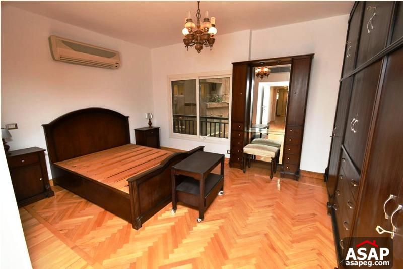 Property with Garden View in Zamalek