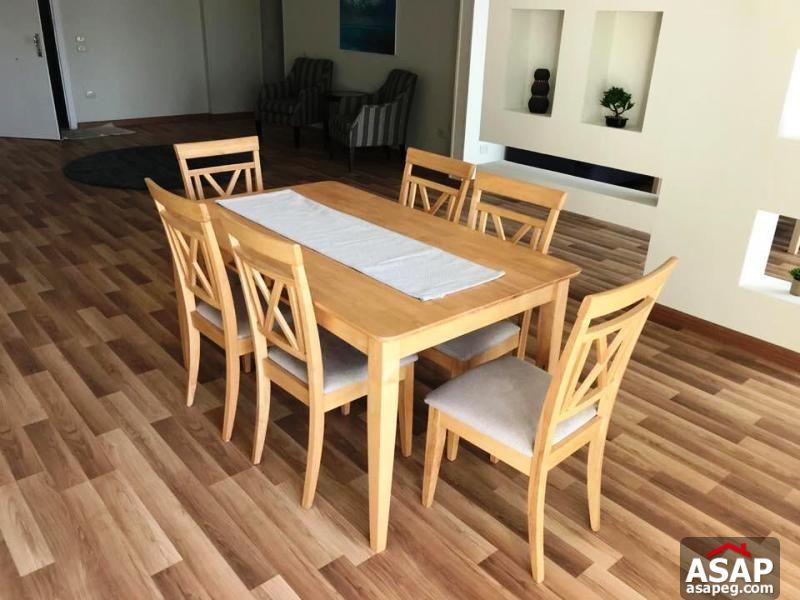 Modern Flat for Rent in Zamalek