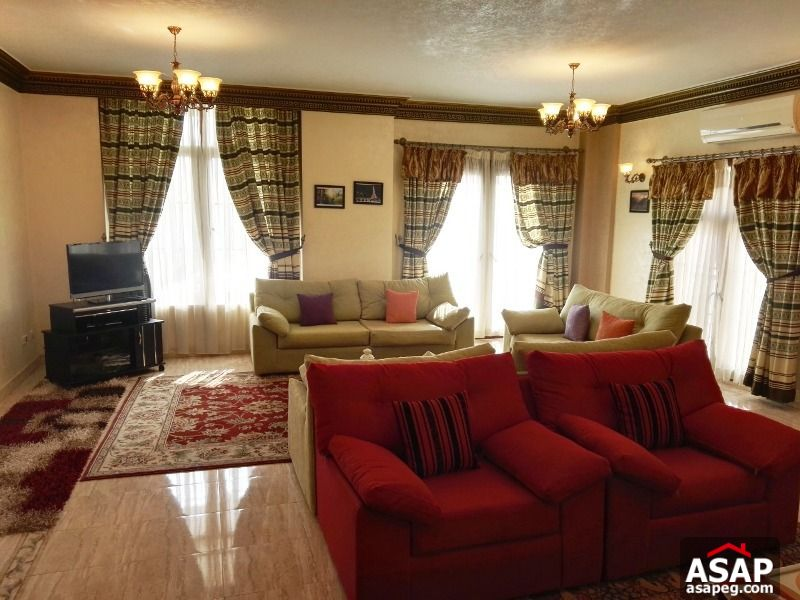 Apartment for Rent in Diplomats Compound