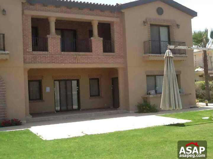 Stand alone for rent in Marassi Arezzo Emaar