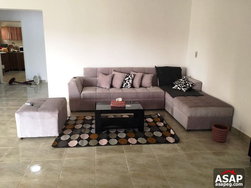 Furnished Apartment for Rent in Rehab 2