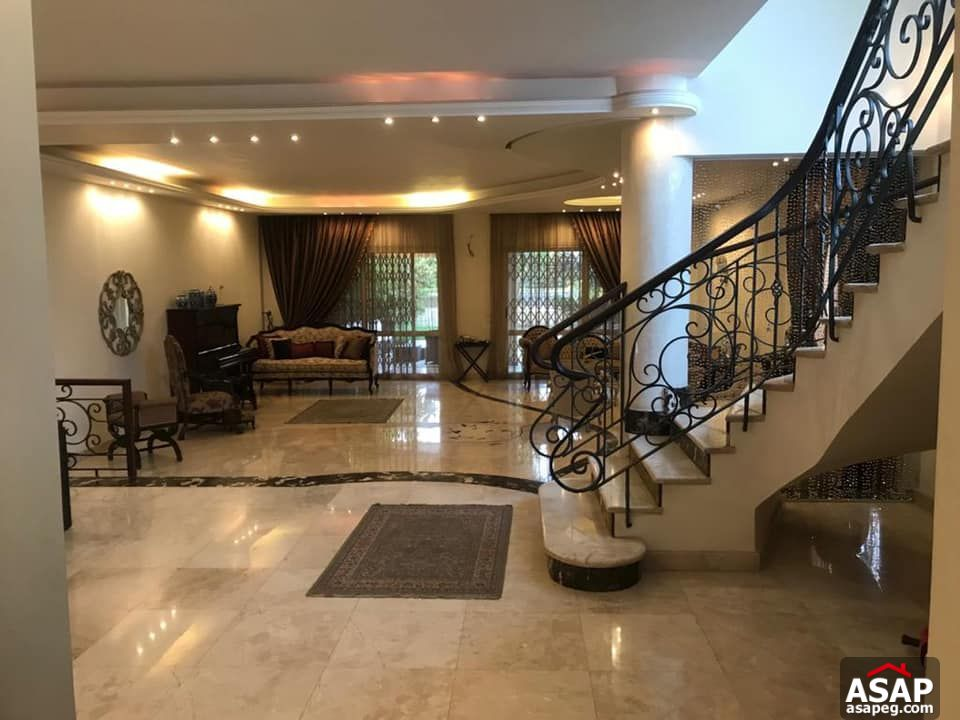 Villa for Rent in EL Patio 1 Compound