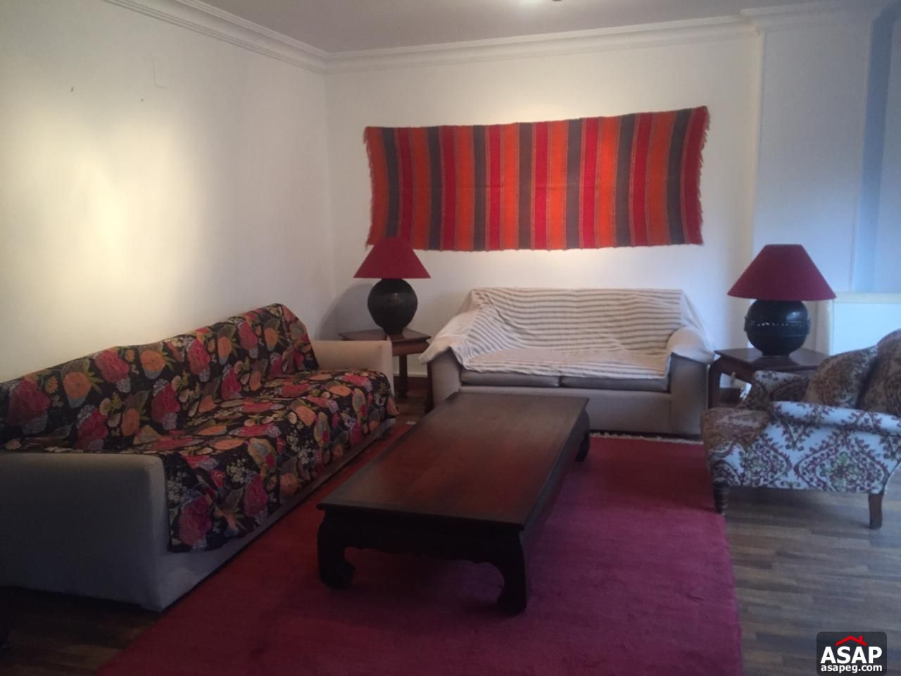 Furnished Apartment in Zamalek for Rent