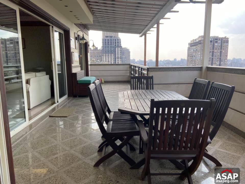 Apartment for Rent in Zamalek