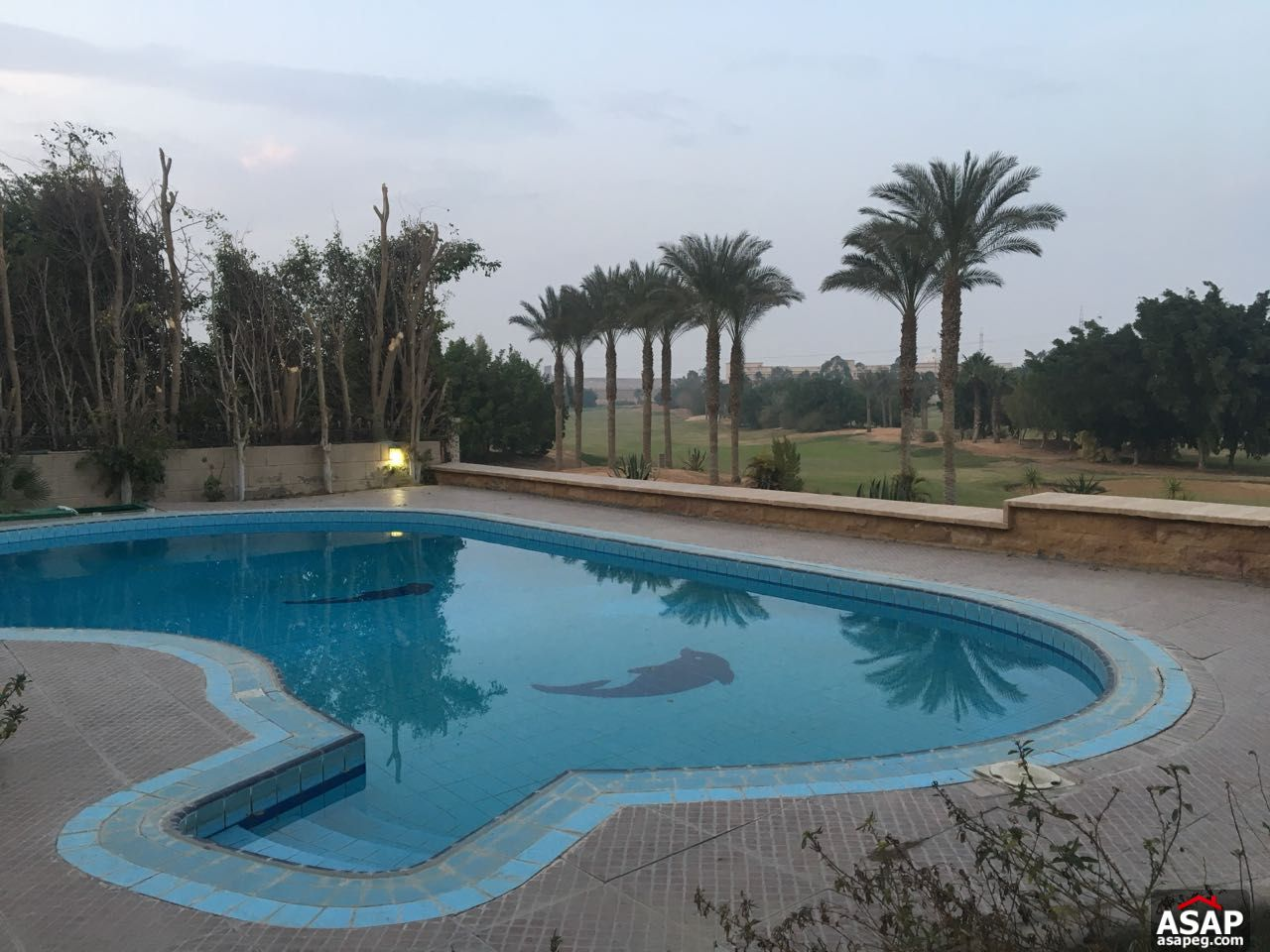 Stand Alone with Pool for Rent in Mirage