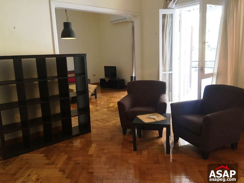 Fully Furnished Apartment in Zamalek