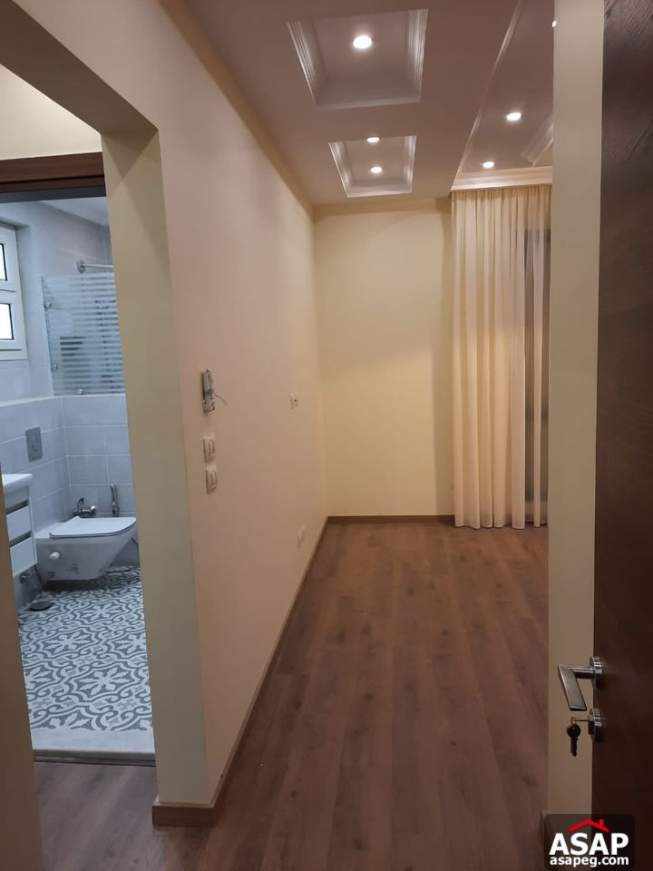 Duplex with Garden for Rent in Eastown Compound