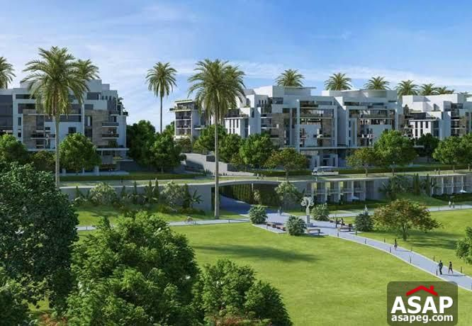 Apartment for Sale in Mountain View I City Compound